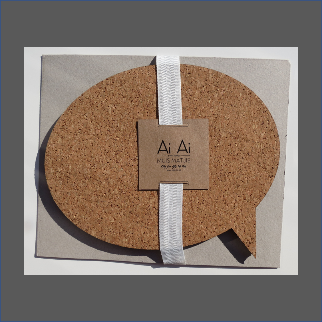 speach-bubble-cork-mouse-pad